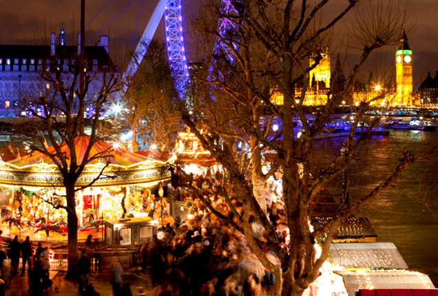 London S Best Christmas Markets 2013 Eco Friendly Safe